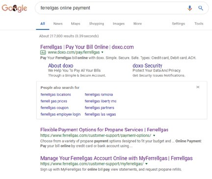 Avoid payment processing fees when paying your bill online